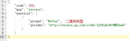 二维码编解码API上线